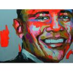 Barak Obama Francoise Nielly