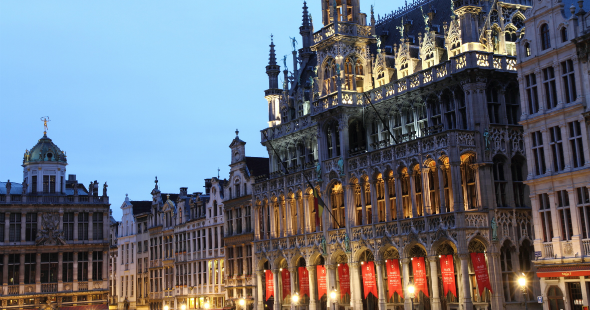 Hotel De Ville Brussels Guided Tours