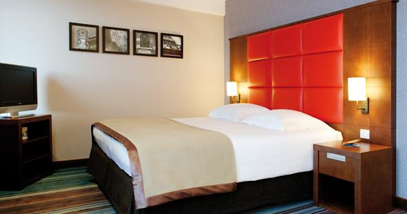 Superior room Hotel Brussels