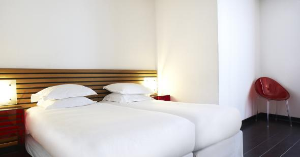 Last minute booking New Hotel Select Marseille