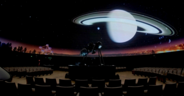 The Planetarium of the Royal Observatory of Belgium