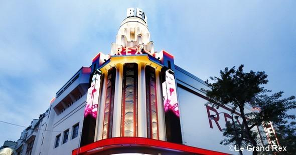 The Grand Rex in Paris