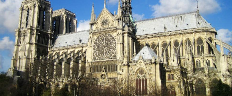 Notre dame cathedral in paris new hotel for Hotel notre dame paris