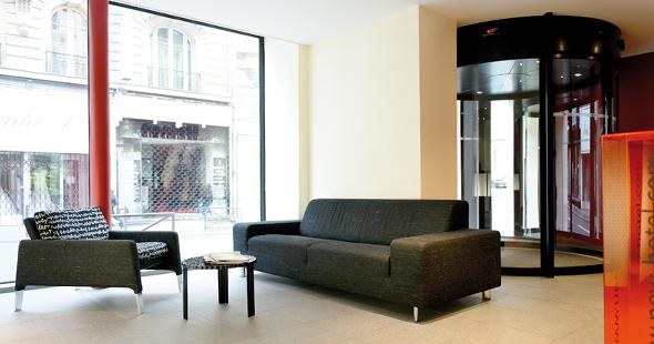 Hotel paris gare st lazare 3 toiles new hotel saint for Hotel moderne paris
